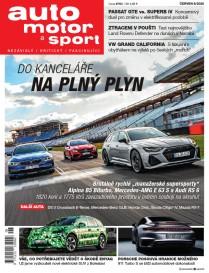 Auto motor a sport 6/2020