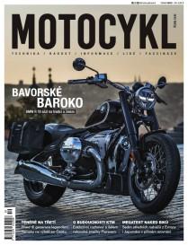 Motocykl 10/2020