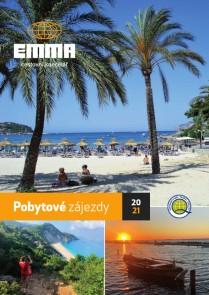 Katalog Pobytové zájezdy 2021 Emma