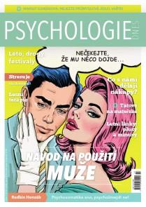 Psychologie dnes 07/2018