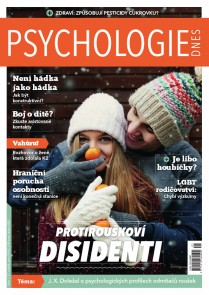 Psychologie dnes 01/2021