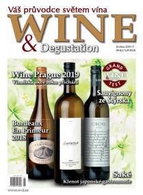 WINE & Degustation 05/2019