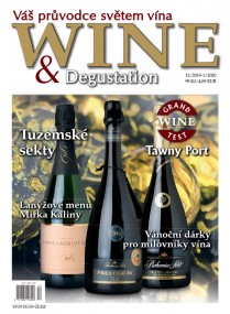 WINE & Degustation 12-1/2020