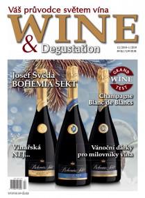 WINE & Degustation 12/2018 - 01/2019