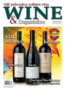WINE & Degustation 11/2018