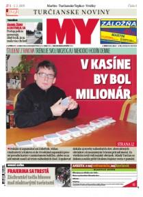 MY Turčianske noviny - Nový život Turca 27/1/2015