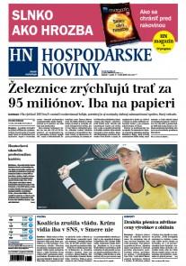 Hospodárske noviny 07.07.2017