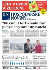 Hospodárske noviny 12.07.2019