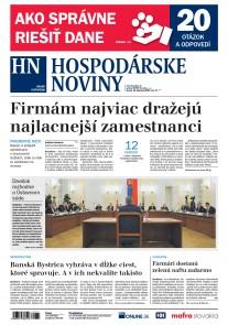 Hospodárske noviny 12.02.2019