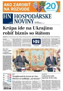 Hospodárske noviny 05.09.2017