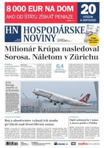Hospodárske noviny 25.06.2019
