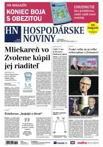 Hospodárske noviny 12.01.2018