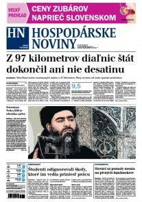 Hospodárske noviny 12.07.2017