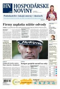 Hospodárske noviny 19.08.2014