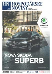 Hospodárske noviny 19.08.2019