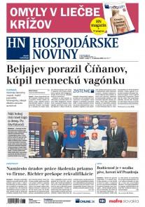 Hospodárske noviny 07.09.2018