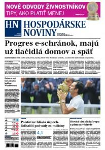 Hospodárske noviny 17.07.2017