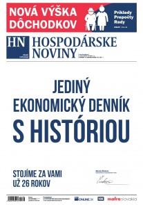 Hospodárske noviny 02.09.2019
