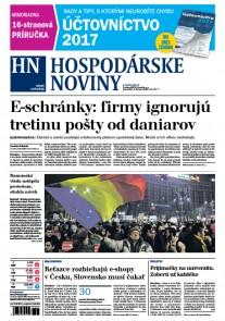 Hospodárske noviny 06.02.2017