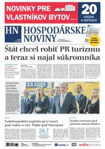 Hospodárske noviny 18.06.2019
