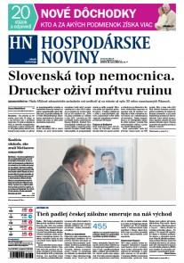 Hospodárske noviny 16.03.2017