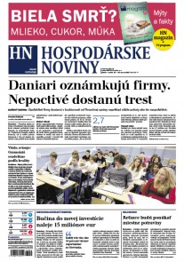 Hospodárske noviny 17.03.2017