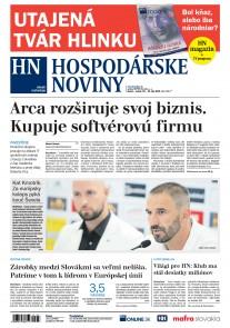Hospodárske noviny 19.07.2019