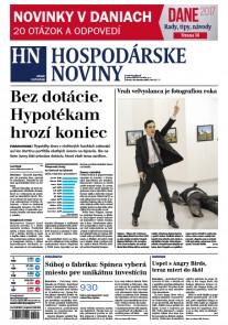 Hospodárske noviny 14.02.2017
