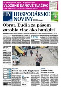 Hospodárske noviny 06.03.2017
