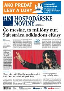 Hospodárske noviny 26.06.2019