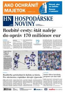 Hospodárske noviny 22.05.2019
