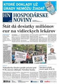 Hospodárske noviny 20.11.2017