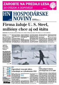 Hospodárske noviny 20.04.2017