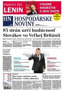 Hospodárske noviny 03.03.2017