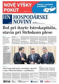 Hospodárske noviny 28.08.2019