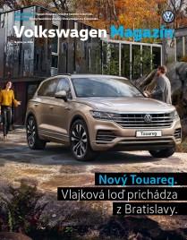 VW magazín - jar 2018
