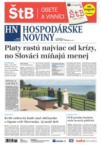 Hospodárske noviny 07.06.2019