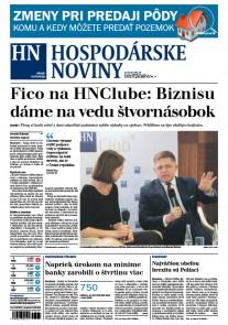 Hospodárske noviny 05.04.2017