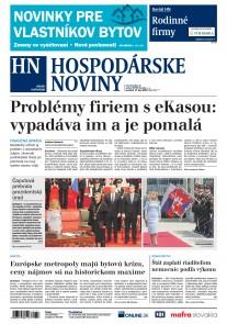 Hospodárske noviny 17.06.2019