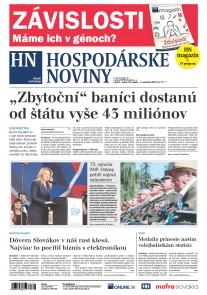 Hospodárske noviny 30.08.2019