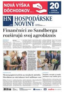 Hospodárske noviny 03.09.2019