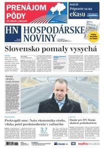 Hospodárske noviny 16.05.2019