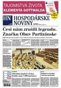 Hospodárske noviny 10.02.2017