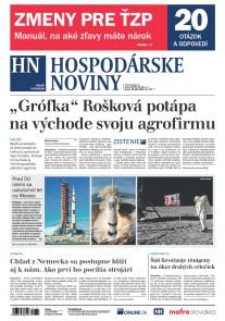 Hospodárske noviny 16.07.2019