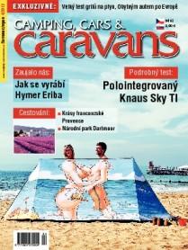Camping, Cars & Caravans 4/2012