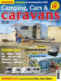Camping, Cars & Caravans 5/2021 - pro klienty
