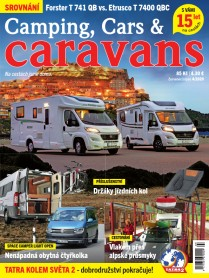 Camping, Cars & Caravans 4/2020 (červenec/srpen)
