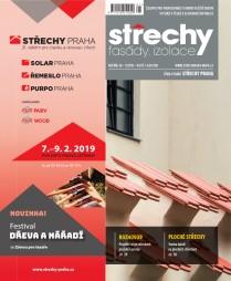 Střechy-Fasády-Izolace 1/2019