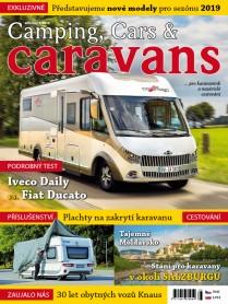 Camping, Cars & Caravans 5/2018