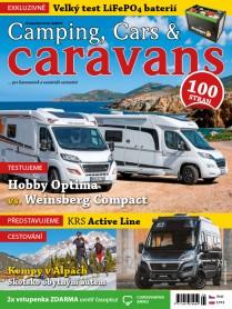 Camping, Cars & Caravans 6/2019 (listopad/prosinec)